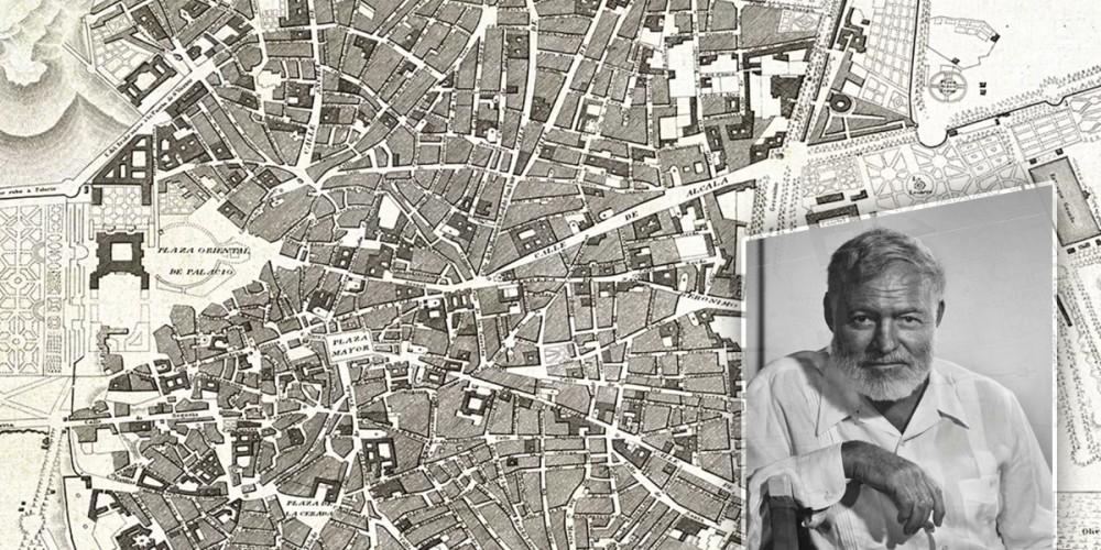 Visita Madrid sulle orme di Hemingway.