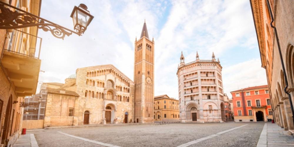 Parma capitale della cultura 2020 e 2021.