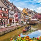 Viaggi organizzati in pullman  a Strasburgo