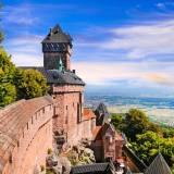 Viaggi organizzati in pullman al Castello Haut Koenigsbourg