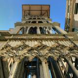 viaggio organizzato a lisbona e dintorni elevador de santa justa