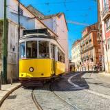 viaggio organizzato a lisbona e dintorni tram 28
