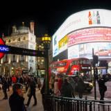 viaggio organizzato a Piccadilly Circus