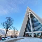viaggio organizzato a tromso cattedrale norvegia
