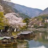 viaggio organizzato in giappone quartiere di Saga - Arashiyama kyoto