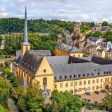 viaggio organizzato in pullman a lussemburgo