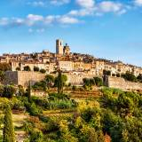 viaggio organizzato in pullman in provenza e camargue st paul de vence