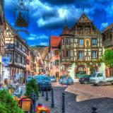 viaggio organizzato a Kaysersberg strada dei vini alsaziani