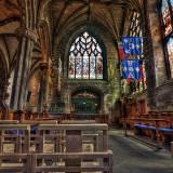 viaggio organizzato in scozia st giles cathedral