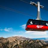 viaggio organizzato yellowstone aerial tram grand teton