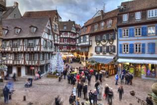 Viaggio organizzato di gruppo  strasburgo