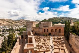 alhambra tour organizzato andalusia