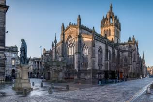 St Giles Cathedral  Edimburgo