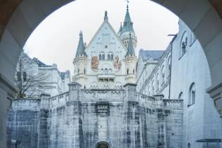 castello-Neuschwanstein-ingresso