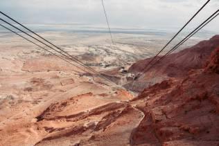 Funicolare per Masada