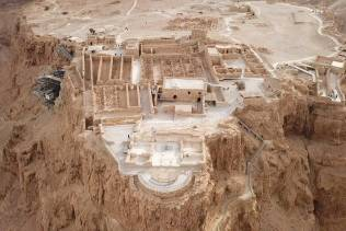 Masada, fortezza di Re Erode