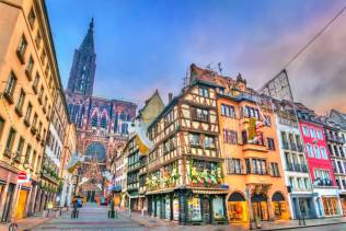 Viaggio organizzato strasburgo