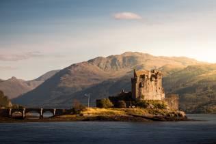 viaggio organizzato in scozia castello di eilean donan