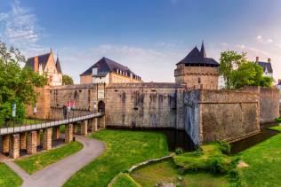 castello dei Duchi di Bretagna viaggio organizzato