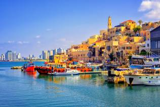 Jaffa e Tel Aviv