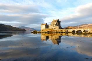 viaggio organizzato di gruppo in scozia castello di eilean donan