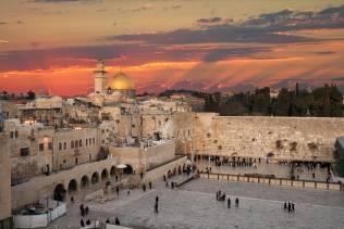 Gerusalemme Muro Occidentale