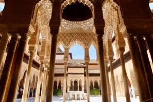 alhambra tour organizzato in andalusia