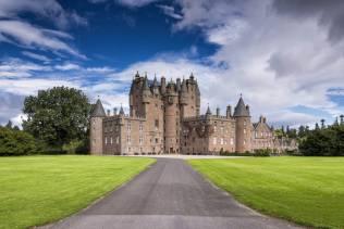castello glamis scozia