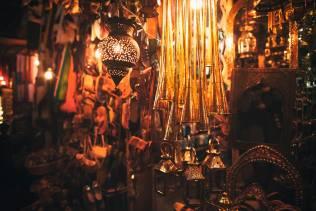 Mercati a marrakech