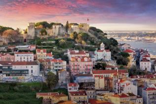 viaggio organizzato a lisbona e dintorni castello di san giorgio