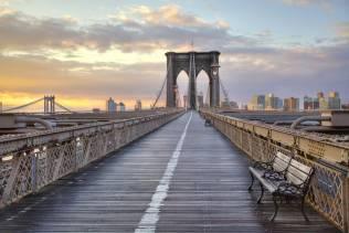 viaggio organizzato negli stati uniti ponte di brooklyn