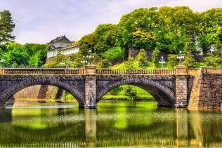 Giardini del Palazzo Imperiale di Tokyo