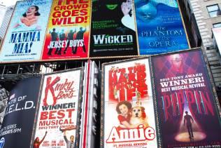Distretto dei Teatri a Broadway