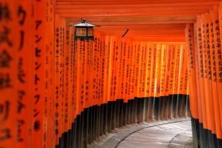 Santuario di Fushimi Inari Taisha