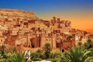 Tour in Marocco per visitare Ait Benhaddou.