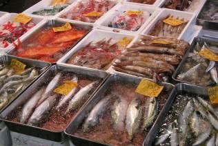 Mercato del pesce di Tsukiji