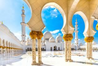 Moschea di Sheikh Zayed