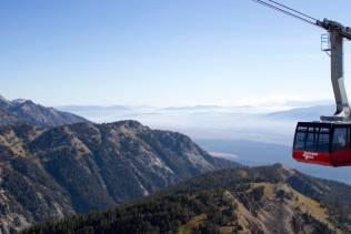 Funivia del Grand Teton Aerial Tram