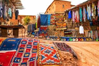 Tour in Marocco per visitare Ouarzazate.