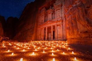 Viaggio organizzato di gruppo in Giordania e Israele.