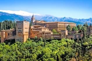 Tour organizzato Andalusia.