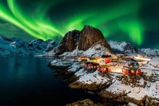 Magia Artica: Vedere l'aurora boreale in Norvegia.