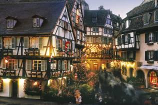 Tour organizzati in pullman in Alsazia e mercatini di natale.