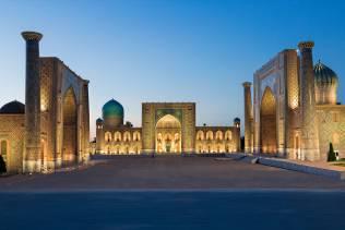 Tour organizzato in Uzbekistan.