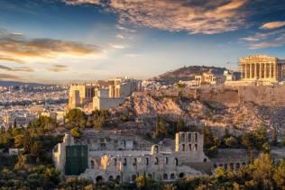 Grecia: Atene e Meteore.