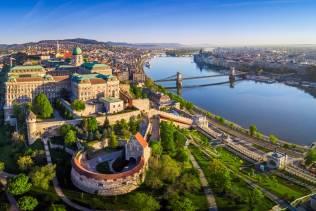 Budapest, grotte di Postumia e Lubiana.