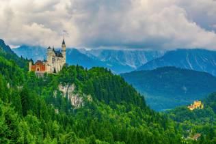 Tour dei castelli della Baviera e Monaco.