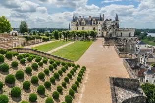 Tour organizzato dei castelli della Loira.
