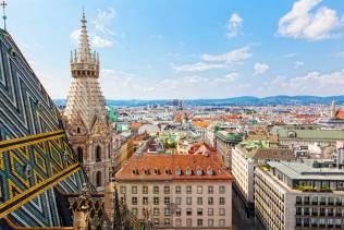 Viaggio organizzato a Vienna.