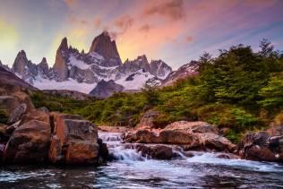 Patagonia e cascate Iguazù.